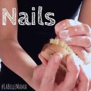 Nails - Cleaning Nails