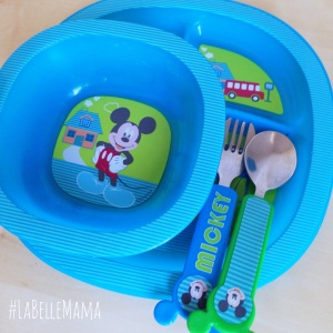 Mickey Mouse Cuttlery