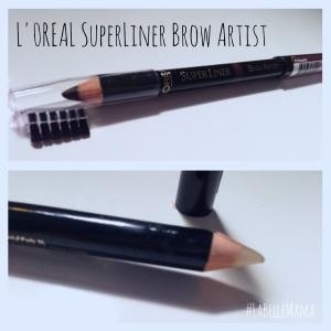 eal super liner brow artist