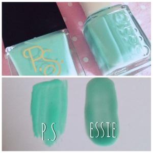 Essie Turquoise and Caicos