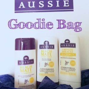Aussie Blog Awards Goodie Bag