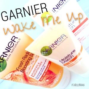 Garnier Wake Me Up