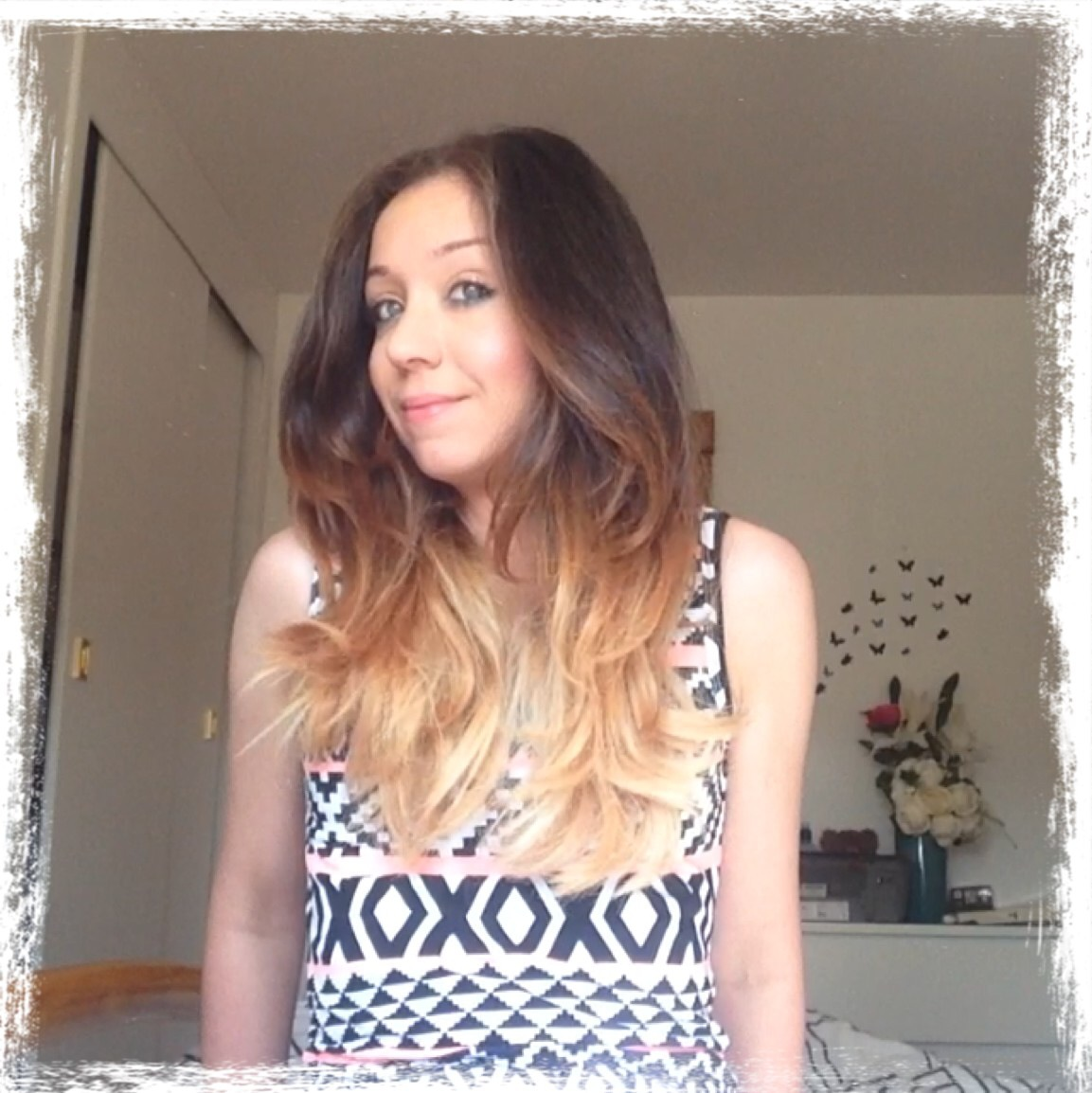 How to ombr hair at home tried and tested tips la belle mama ombre hair solutioingenieria Image collections