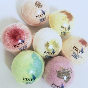 Pixy Natural Skincare Bath Bomb