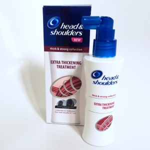 Head & Shoulders Thickening Treatment