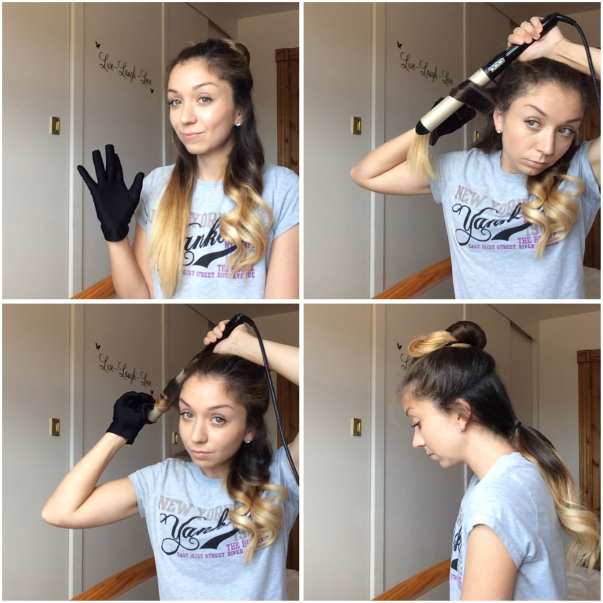 Babyliss Soft Waves Curling Wand Review And Tutorial
