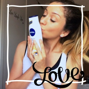 Nivea Firming Body Lotion