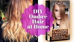 DIY Ombre Hair At Home