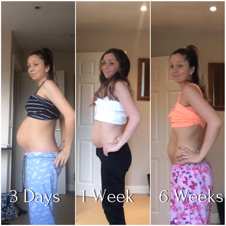 6 Week Postpartum Update | La Belle Mama