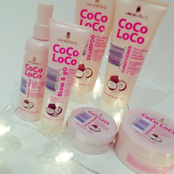 Lee Stafford coco loco review