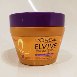 L'oreal Elvive Curl Nourishment Masque